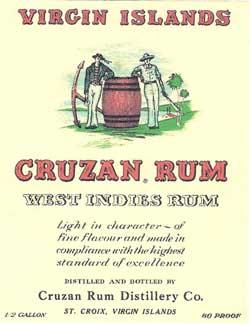 Cruzan Rum Logo